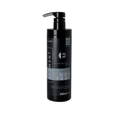 Gel-Para-Barbear-Alfa-Looks-Element-Neutral-500ml