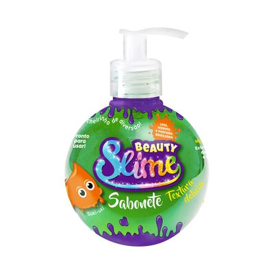 Sabonete-Beauty-Slime-Verde-Neon-300ml