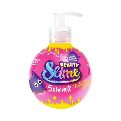 Sabonete-Beauty-Slime-Pink-Neon-300ml