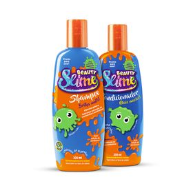 Kit-Shampoo---Condicionador-Beauty-Slime-Azul-Neon-200ml