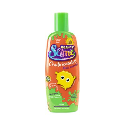 Condicionador-Beauty-Slime-Laranja-Neon-200ml
