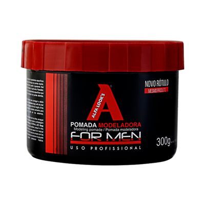 Pomada-Modeladora-Alfa-Looks--For-Men-300g