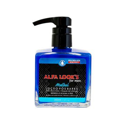 Locao-Pos-Barba-Alfa-Looks-Menthol-350ml