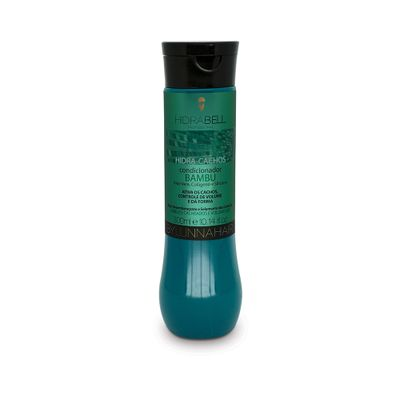 Condicionador-Hidrabell-By-Lunna-Hair-Cachos-Bambu-300ml