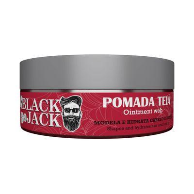 Pomada-Felps-Men-Black-Jack-Efeito-Teia-120g