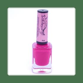 Esmalte-La-Femme-Carimbo-Nail-Art-Pink