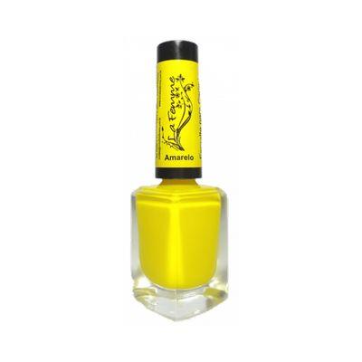 Esmalte-La-Femme-Carimbo-Nail-Art-Amarelo