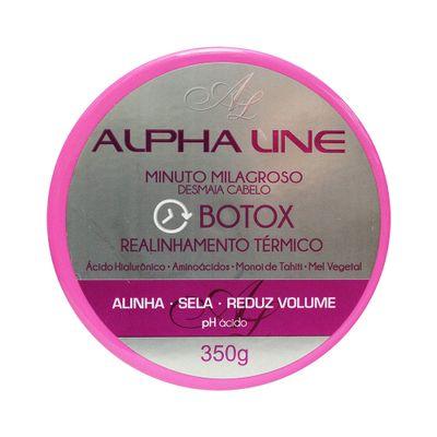 Botox-Alpha-Line-Minuto-Milagroso-Desmaia-Cabelo-350g-47760.00