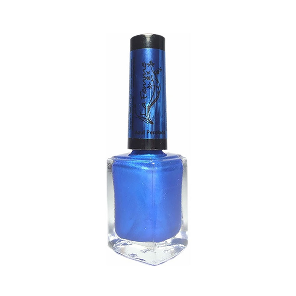 Esmalte-La-Femme-Carimbo-Nail-Art-Azul-Perolado