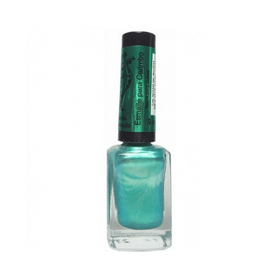 Esmalte-La-Femme-Carimbo-Nail-Art-Verde-Perolado