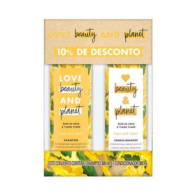 kit-Shampoo---Condicionador-Love-Beauty-And-Planet-Oleo-de-Coco---Ylang-Ylang-300ml