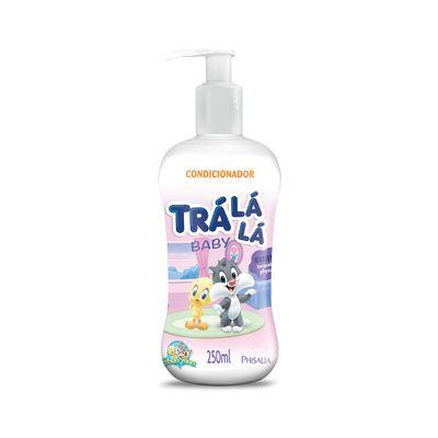 Condicionador-Tra-La-La-Baby-Suave-250ml