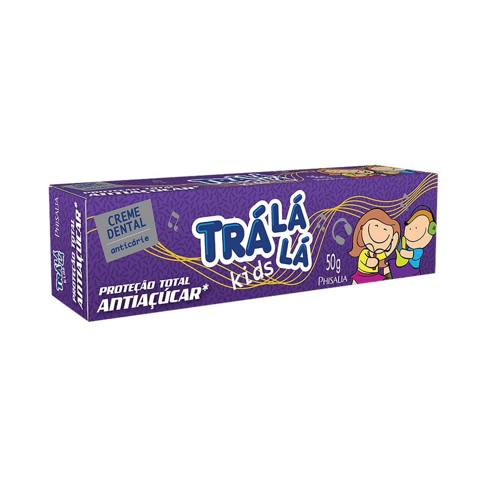 Creme-Dental-Tra-La-La-Kids-Antiacucar-50g