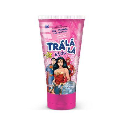 Gel-Tra-La-La-Kids-Com-Glitter-150g
