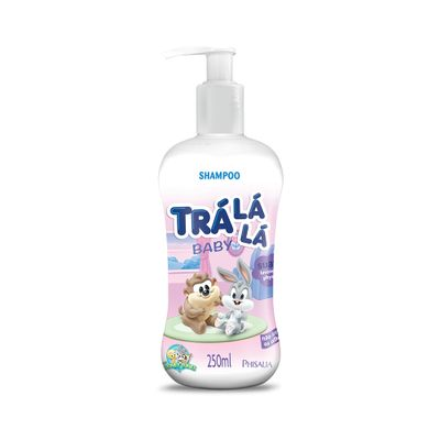 Shampoo-Tra-La-La-Baby-Suave-250ml