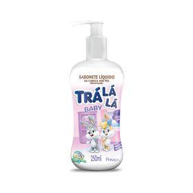 Sabonete-Liquido-Tra-La-La-Baby-Suave-250ml
