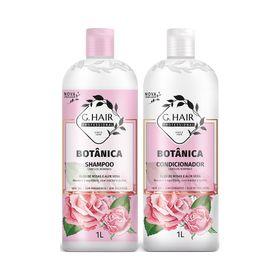 Kit-G.Hair-Shampoo---Condicionador-Botanica-Cabelos-Normais-1000ml