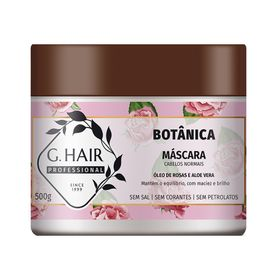 Mascara-G.Hair-Botanica-Cabelos-Normais-500g