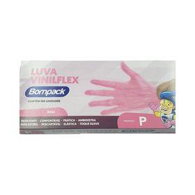 Luva-Bompack-Vinilflex-Rosa-com-100-Unidades-P-47828.02