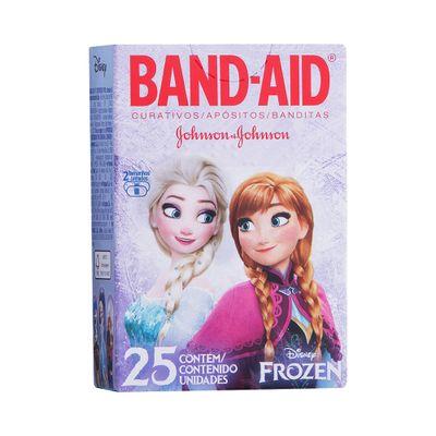 Band-Aid-Johnson-e-Johnson-Frozen-25-Unidades-7891010244842