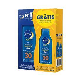 Kit-Protetor-Solar-Nivea-Sun-Fps-30-200ml---Protetor-Solar-Nivea-Sun--Fps-30-100ml-48691.00