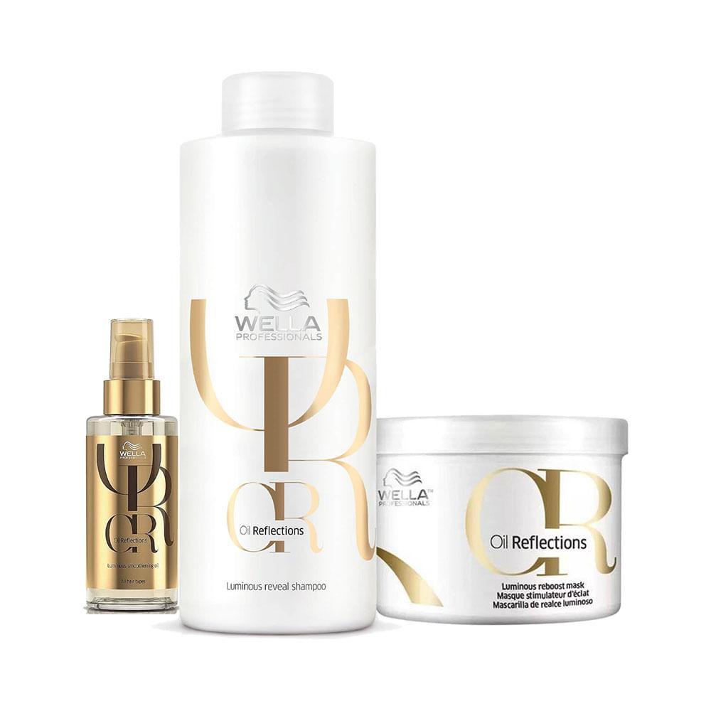 Kit-Wella-Professionals-Oil-Reflections-Shampoo-1000ml---Mascara-500ml-Gratis-Oleo-Smoothening-100ml-35381
