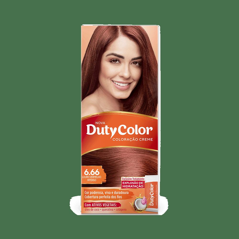 Coloracao-Duty-Color-6.66-Louro-Vermelho-Intenso