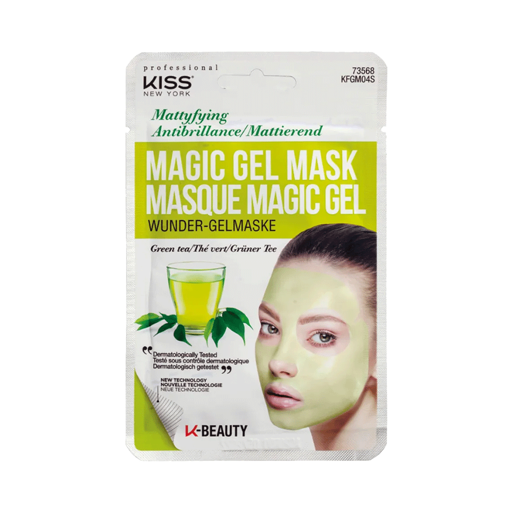Mascara-Facial-Kiss-New-York-Magic-Gel-Mask-Cha-Verde-40064.05