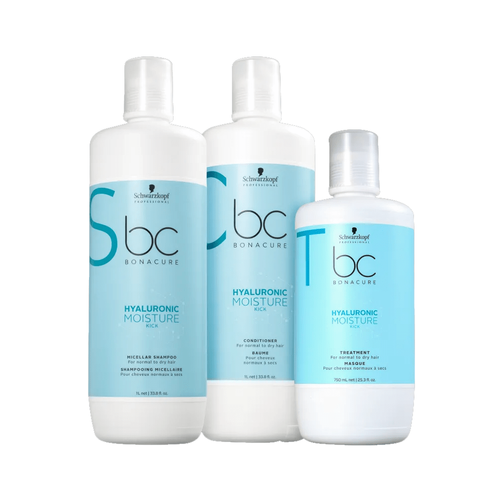 Kit-Bonacure-Shampoo---Condicionador-1000ml---Tratamento-Micellar-Moisture-Kick-750ml