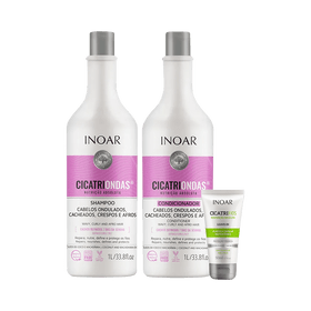 Kit-Inoar-Shampoo---Condicionador-CicatriOndas-1000ml-Gratis-Leave-in-50ml