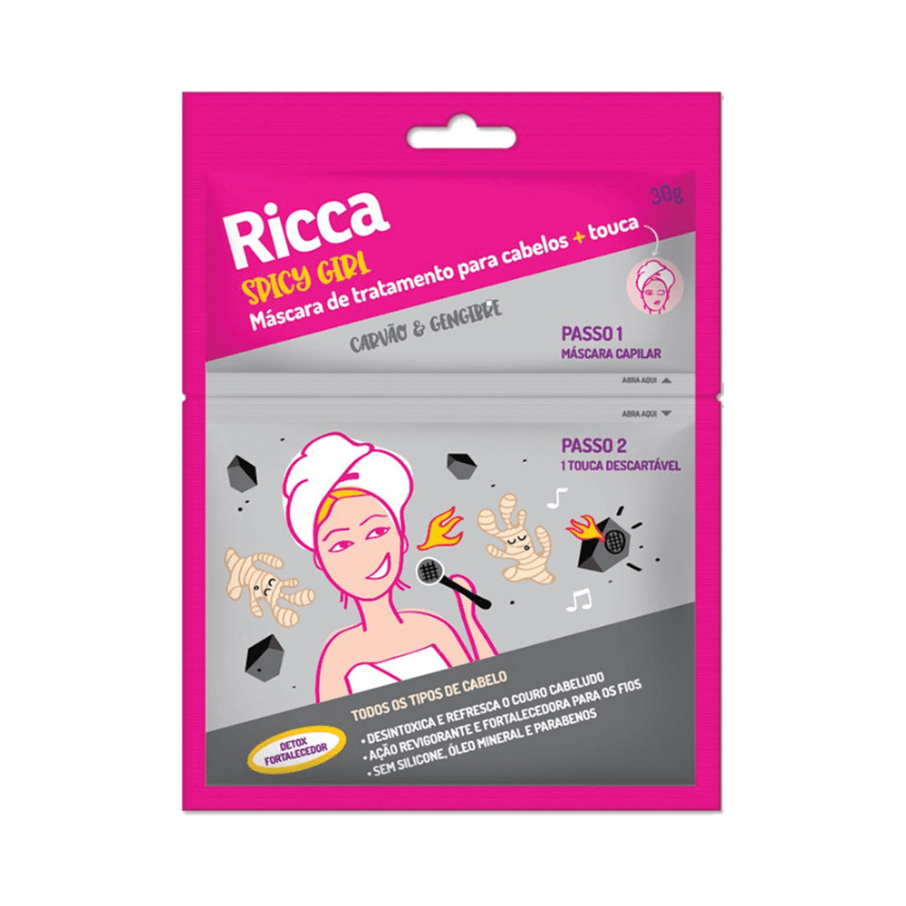 Mascara-Capilar-Ricca-Detox-Fortalecedor-Carvao-E-Gengibre-7897517928056
