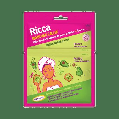 Mascara-Capilar-de-Reconstrucao-Ricca-Oleo-de-Abacate-e-Chia-7897517928032