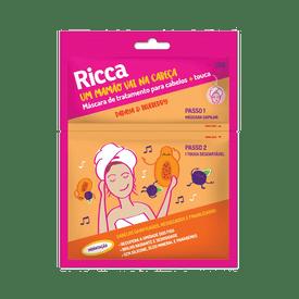 Mascara-Capilar-de-Hidratacao-Ricca-Papaya-e-Blueberry-7897517928001