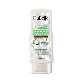 Condicionador-Dabelle-Hair-Coco-Poderoso-200ml-7898965666415