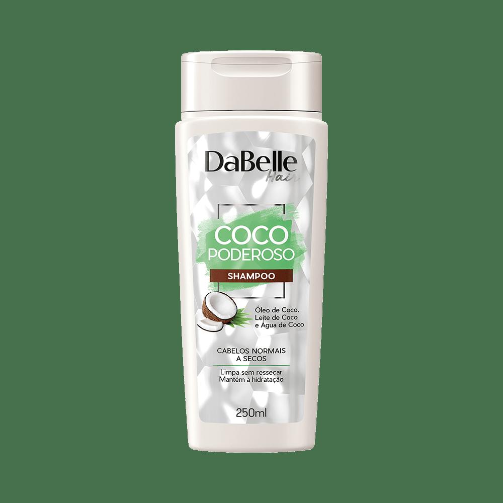 Shampoo-Dabelle-Hair-Coco-Poderoso-250ml-7898965666354
