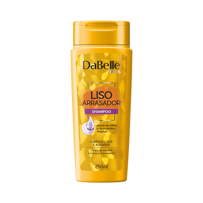 Shampoo-Dabelle-Hair-Liso-Arrasador-250ml-7898965666361