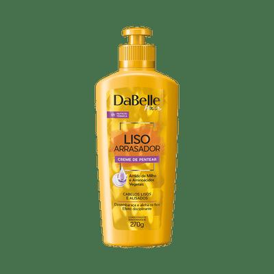 Creme-de-Pentear-Dabelle-Hair-Liso-Arrasador-270g-7898965666538