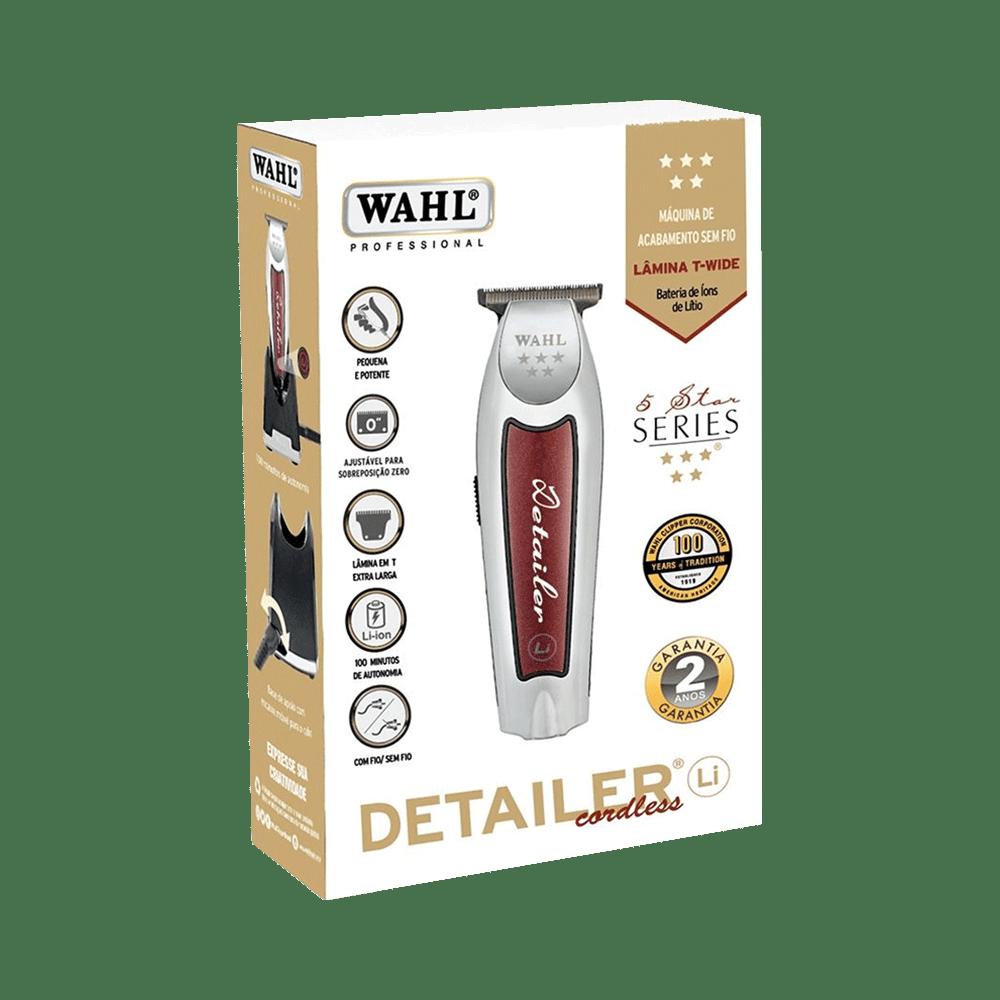 Maquina-de-Acabamento-Wahl-Detailer-Cordless-Silver-Lithium-Bivolt