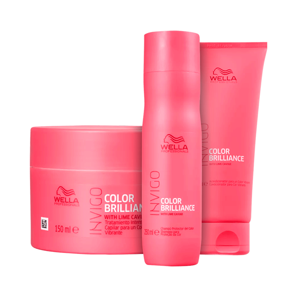 Kit-Wella-Invigo-Shampoo---Condicionador-250ml-Gratis-Mascara-Brilliance-150ml