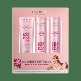 Kit-Cadiveu-Shampoo---Condicionador-250ml---Tratamento-Quartzo-Boca-Rosa-150ml