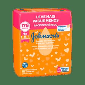 Lencos-Umedecidos-Johnsons-Baby-Leve-Mais-Pague-Menos