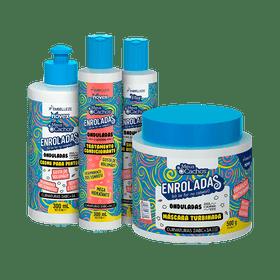 Kit-Novex-Meus-Cachos-Enroladas-Onduladas-Shampoo---Condicionador---Mascara-Gratis-Creme-de-Pentear