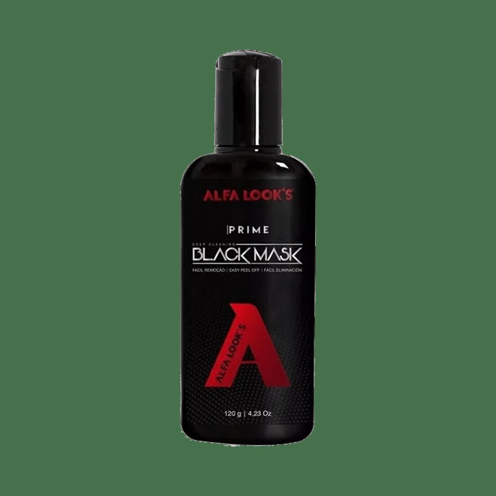Mascara-Alfa-Looks-For-Man-Black-120g