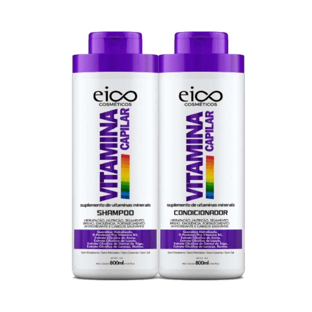 Kit-Eico-Shampoo---Condicionador-Vitamina-Capilar-800ml