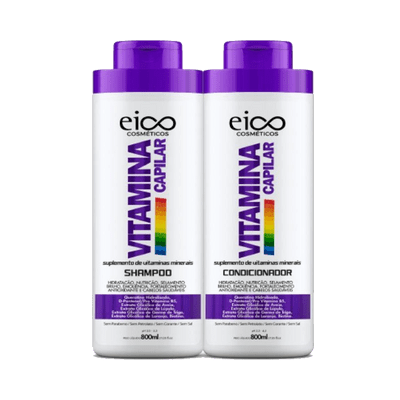 Kit-Eico-Shampoo---Condicionador-Vitamina-Capilar-800ml