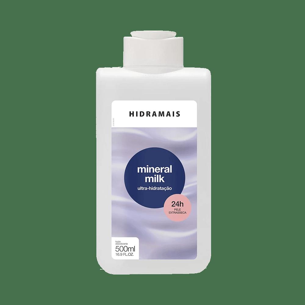Locao-Hidratante-Hidramais-Mineral-Milk-500ml