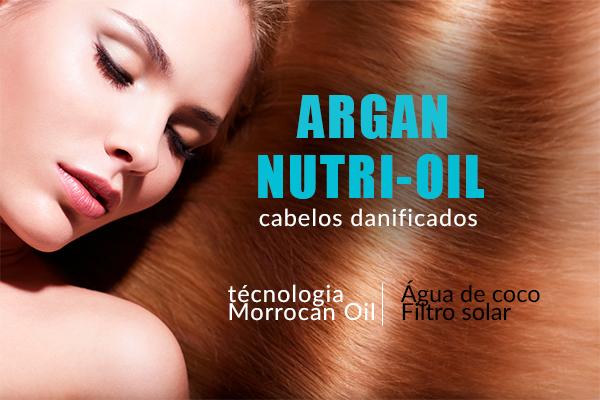 óleo de argan linha celso kamura Nutri-Oil Argan, Celso Kmura