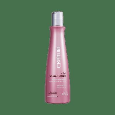 Shampoo-C.Kamura-Vital-Shine-Result
