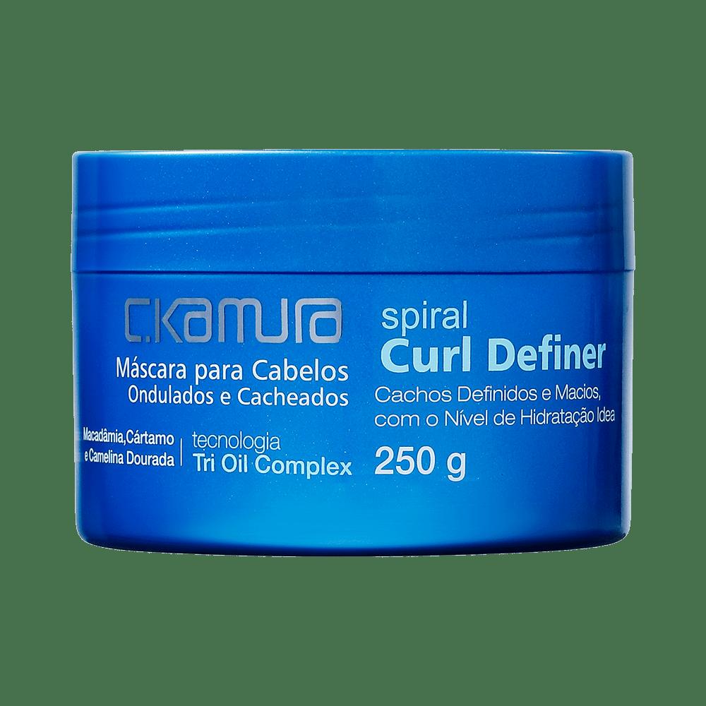 Mascara-C.Kamura-Spiral-Curl-Definer-250g