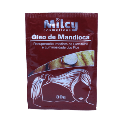 Sache-de-Tratamento-Milcy-Oleo-de-Mandioca-30g-7898566824672